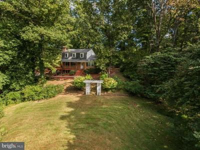 Manassas Single Family Home Active Under Contract: 10713 Montgomery Drive