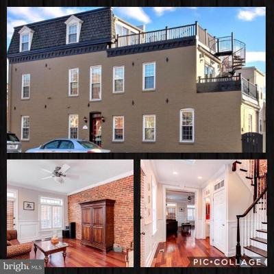 Baltimore Townhouse For Sale: 900 Binney Street