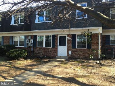 Lorton Single Family Home For Sale: 9693 Hagel Circle #B