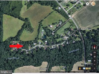 Dover Residential Lots & Land For Sale: J-B Beech Drive