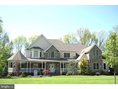Garnet Valley Single Family Home Under Contract: 64 Mill Road