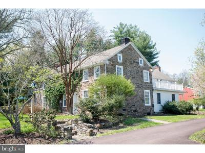 Bucks County Single Family Home For Sale: 1469 Gruversville Road