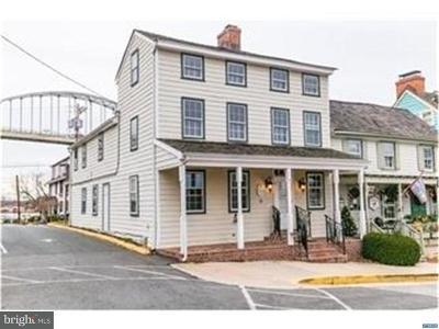 Chesapeake City Commercial Under Contract: 19 Bohemia Avenue
