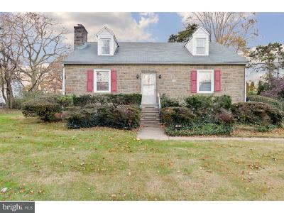 Philadelphia Single Family Home For Sale: 10970 Knights Road
