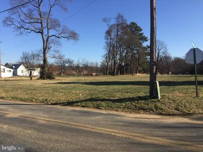 Worton Residential Lots & Land For Sale: Station/Branch Road