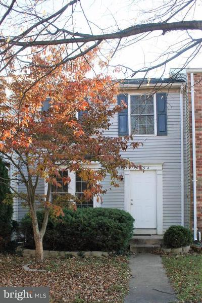 Townhouse For Sale: 3334 Garrison Circle