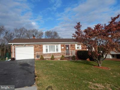 Frederick County, Shenandoah County, Warren County, Winchester City Rental For Rent: 1600 Pondview Drive