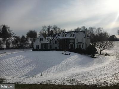 West Chester Single Family Home For Sale: 8 Wawaset Farm Lane