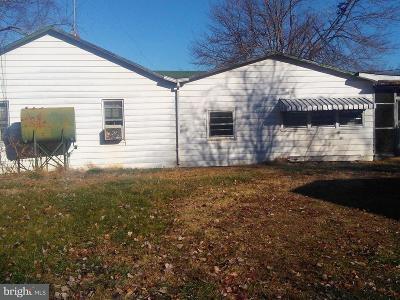 Orange Single Family Home For Sale: 14105 Old Gordonsville Road