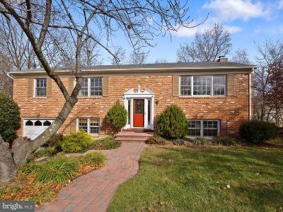 Alexandria Single Family Home For Sale: 1400 Oakbrooke Avenue