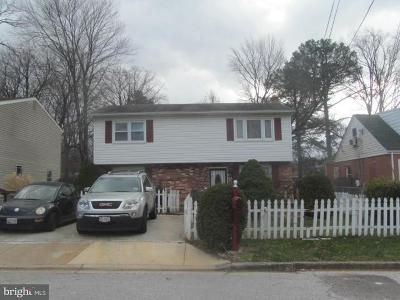 District Heights Single Family Home Under Contract: 2612 Phelps Avenue