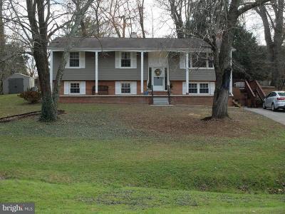 Ellicott City Single Family Home For Sale: 10021 Fox Den Road