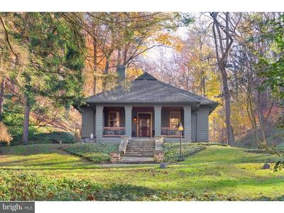 Gladwyne Single Family Home For Sale: 1125 Mill Creek Road