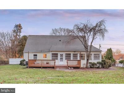 West Windsor Single Family Home For Sale: 367 Clarksville Road
