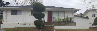 Oxon Hill Single Family Home For Sale: 7210 Dominion Drive