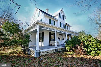 Single Family Home Under Contract: 220 Central Avenue