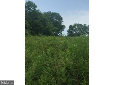 Bucks County Residential Lots & Land For Sale: 26-001 Gallows Hill Road