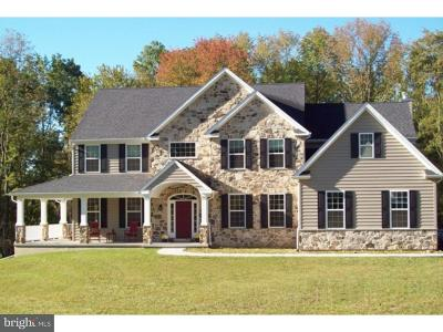 New Hope Single Family Home For Sale: 3085 Creamery Road