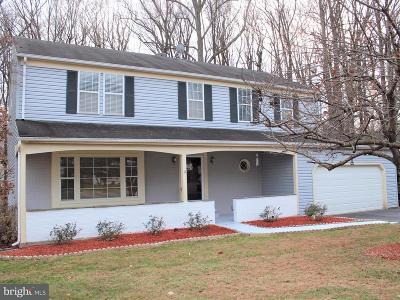 Burke Single Family Home For Sale: 6003 Harvester Court