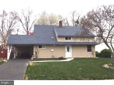 Levittown Single Family Home Under Contract: 93 Appletree Drive