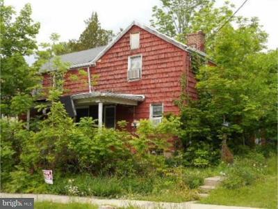 Pennington Single Family Home For Sale: 63 N Main Street