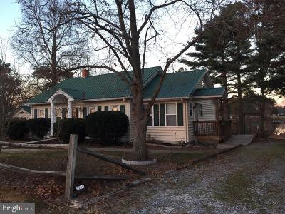 Dorchester County Single Family Home For Sale: 5616 Galestown Road