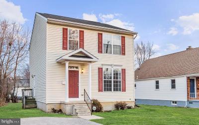 Hamden, Hamilton, Hamilton Area, Hamilton-Lauraville, Hamilton/Parkville, Hamilton/Rosemont East, Hamiltowne Single Family Home For Sale: 5421 Hillburn Avenue
