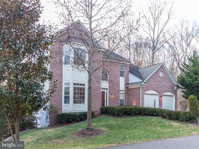 Manassas Single Family Home For Sale: 5904 Crooked Creek Drive