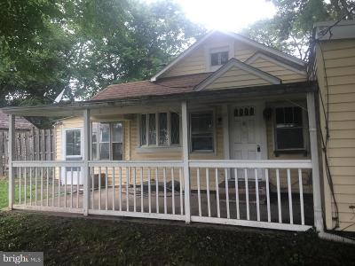 Baltimore MD Single Family Home For Sale: $89,500