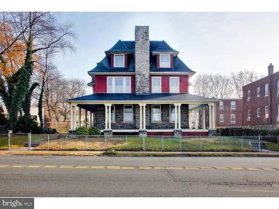 Fox Chase Single Family Home For Sale: 7345 Oxford Avenue
