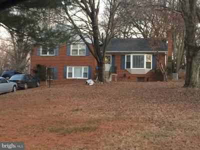 Silver Spring MD Single Family Home For Sale: $440,000