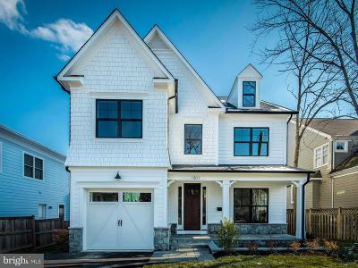 Arlington Single Family Home For Sale: Nelson Street N