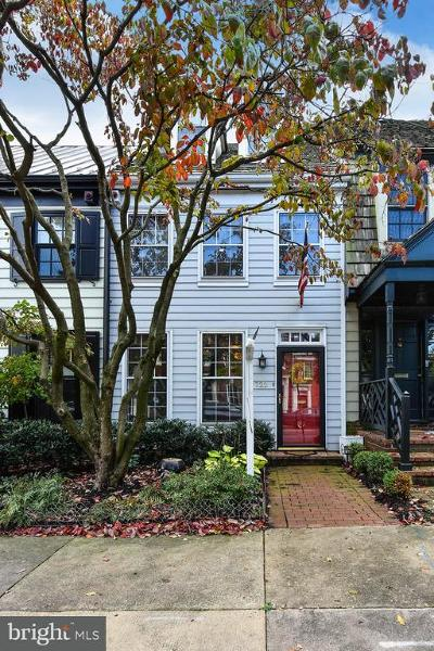 Alexandria Townhouse For Sale: 722 Gibbon Street