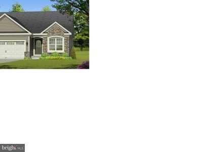 Hedgesville Single Family Home For Sale: Chestnut Hill Estates