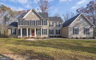 Fredericksburg Single Family Home For Sale: 13501 General Hancock Court