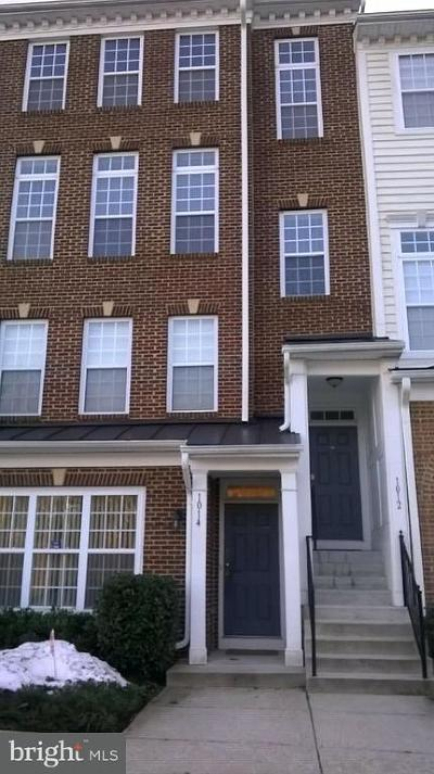 Upper Marlboro Single Family Home For Sale: 1014 Treeland Way #707