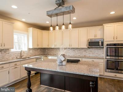 New Market Single Family Home For Sale: 9615 Woodland Road