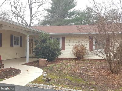 Montpelier Single Family Home Under Contract: 8803 Royal Ridge Lane