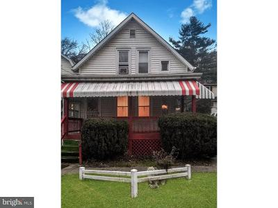 Coatesville Single Family Home For Sale: 359 Strode Avenue