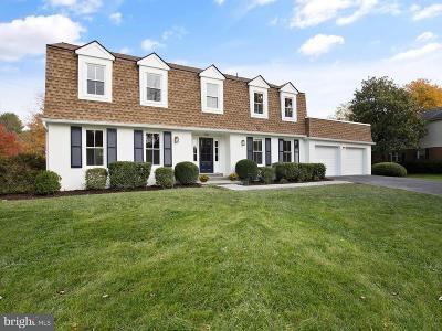 Alexandria Single Family Home For Sale: 9424 Mount Vernon Circle