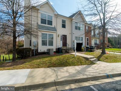 Hyattsville Townhouse Under Contract: 3832 Devil Tree Court #13A