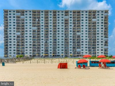 Ocean City Single Family Home For Sale: 9800 Coastal Highway #1207
