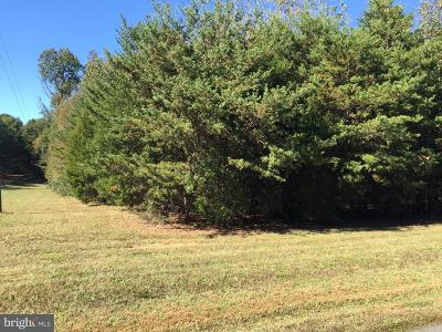 Frederick Residential Lots & Land For Sale: 12600 Chewning Lane
