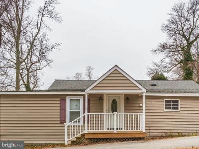 Chesapeake Beach Single Family Home For Sale: 3316 Meadow Lane