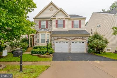Woodbridge VA Single Family Home For Sale: $518,000