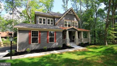 Frederick County Single Family Home For Sale: 4732 Old Middletown Road