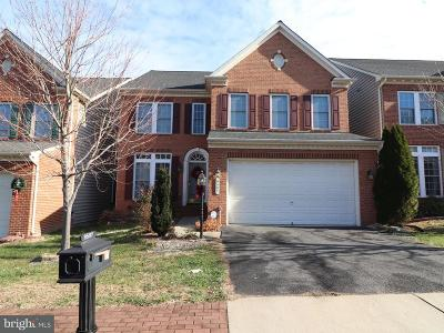 Lorton Single Family Home For Sale: 9507 Daniel French Street