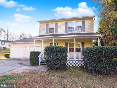 Chesapeake Beach Single Family Home For Sale: 6750 Old Bayside Road