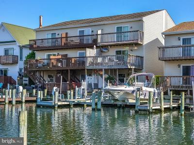 Ocean City Townhouse Under Contract: 140 Captains Quarters Road #B