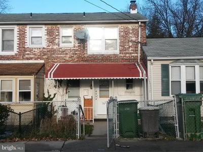 Baltimore MD Townhouse For Sale: $35,000